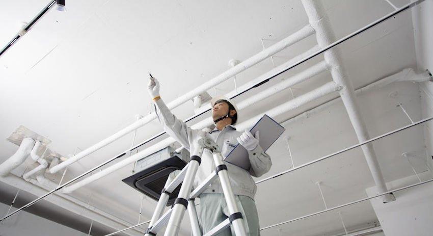 quality building maintenance